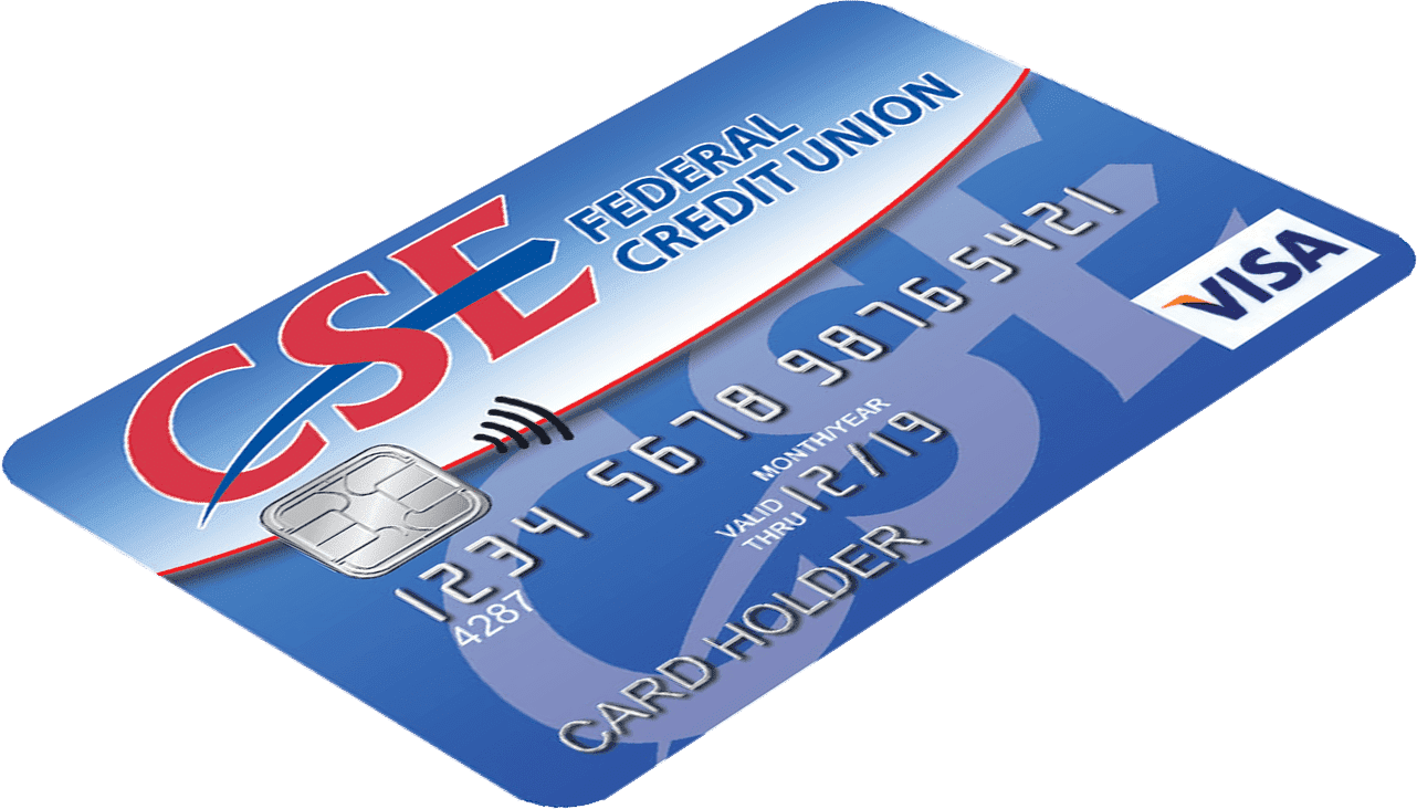 CSE visa credit card