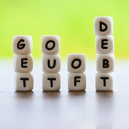 Get Out of Debt graphic